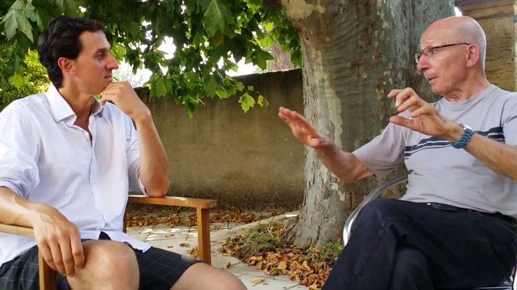 Conversation with Felix Martin