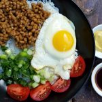 Japanese French Natto Fusion Dish