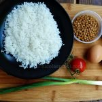 Japanese French Natto Fusion Ingredients