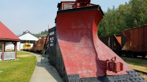 Revelstoke railway museum visit in BC