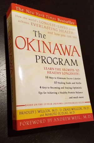 "The Okinawa Program documents many of the topics covered in Mike Douglas's video ""Fountain of Youth""."