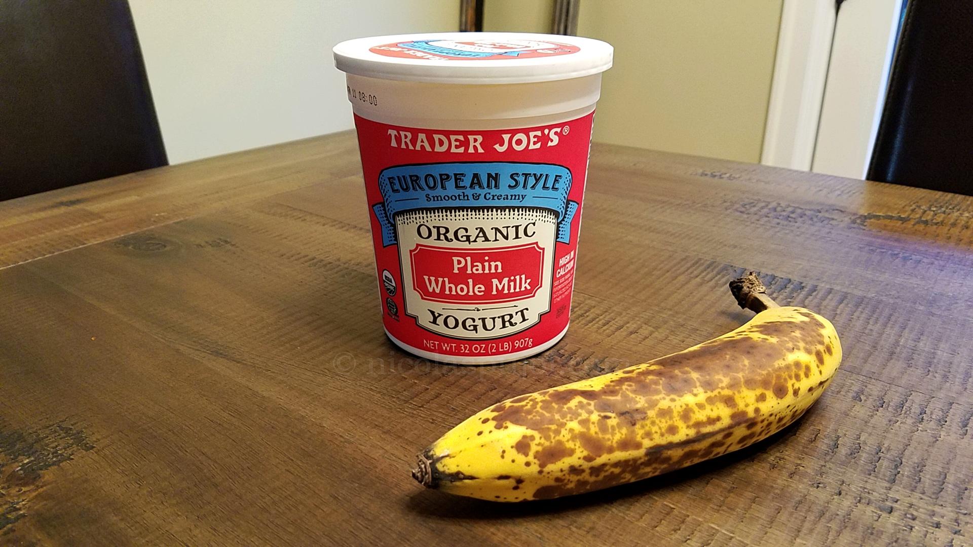 Robert Marchand's Morning Diet Ingredients