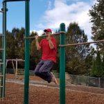 Bar exercises for strength training