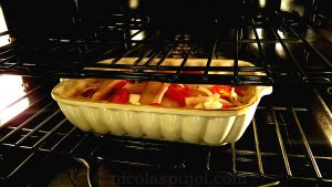 Cooking tilapia fish in the oven