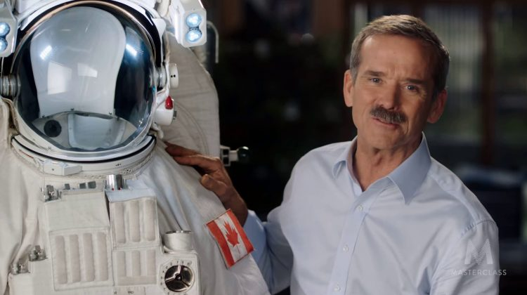 Learning technicalities to thrive, as a person and an astronaut