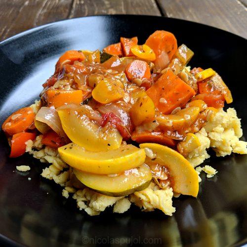 Ratatouille recipe without eggplant