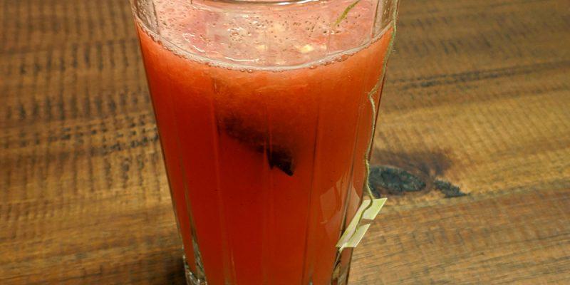 hot grapefruit green tea recipe