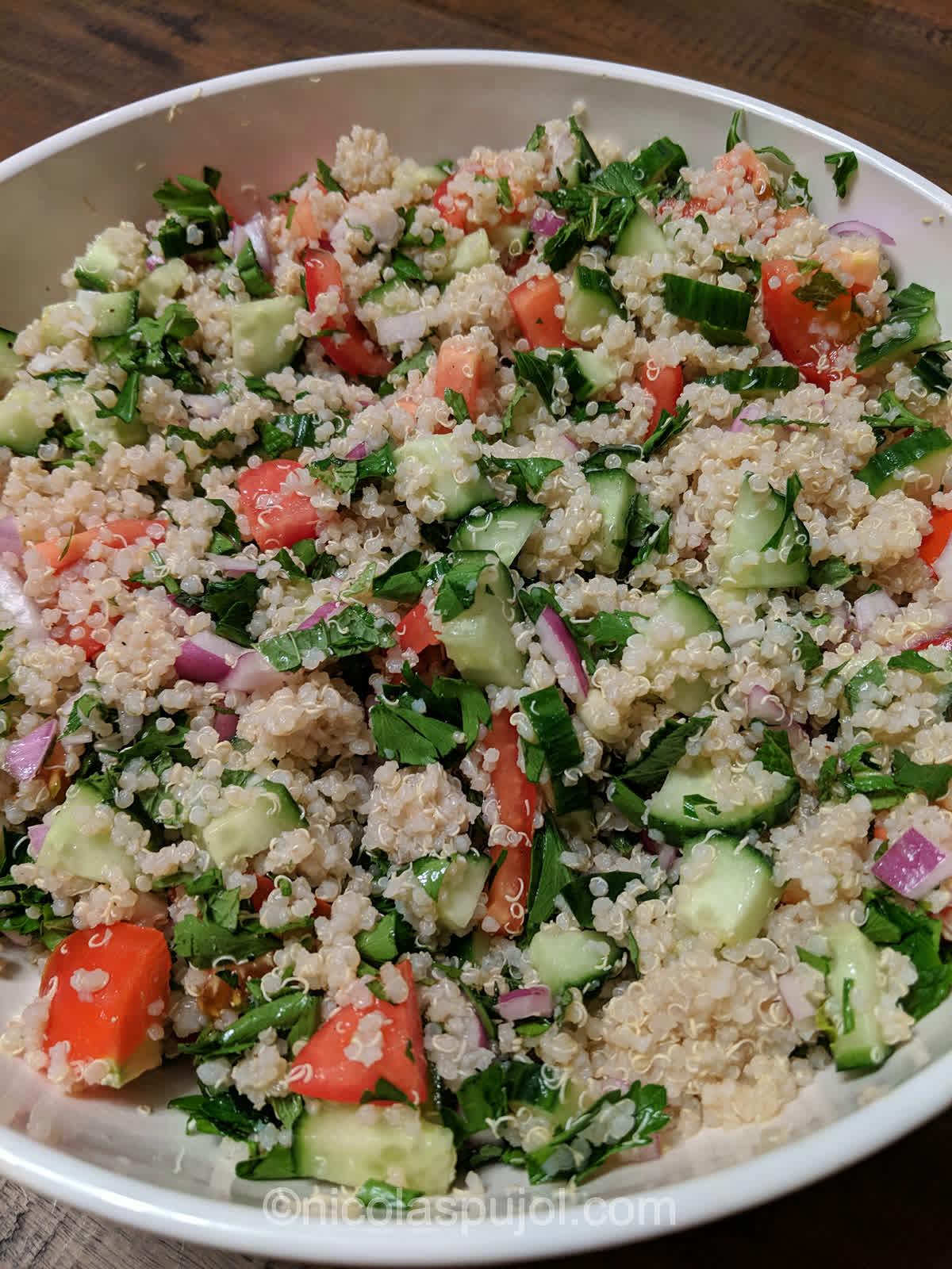 No Oil Quinoa Tabouli Tabbouleh Salad Salads Nicolaspujol Com,Pork Loin Country Style Ribs Boneless