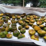 How to bake Brussels sprouts easily